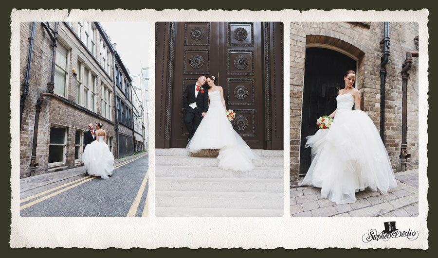 Urban Wedding Photographer Manchester